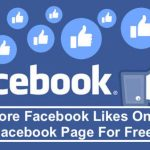 Get More Facebook Likes to your Fan Page – Facebook Marketing